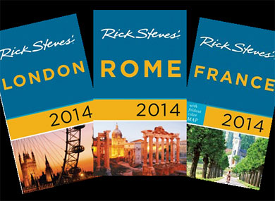 Rick Steves' Europe - Projects